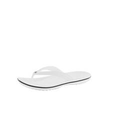 Crocs Crocband Flip Sandalen wit